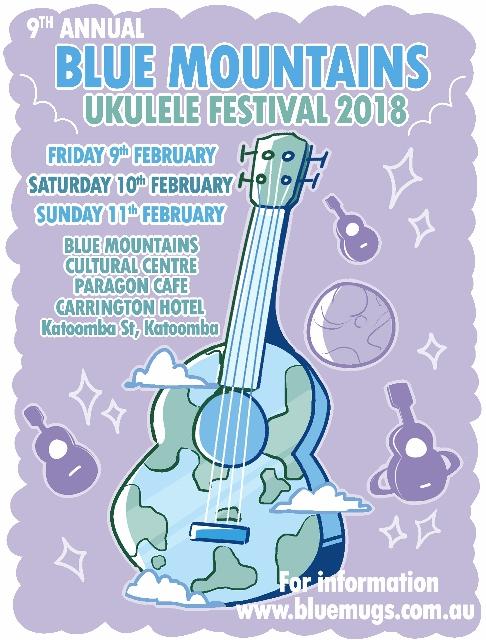 Blue Mountains Ukulele Festival