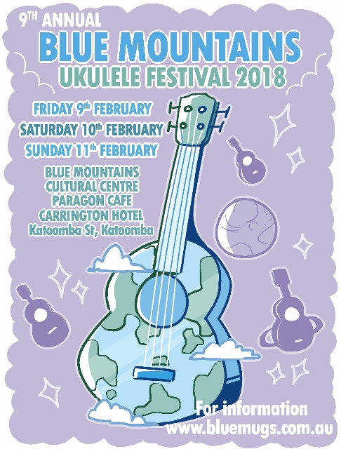Blue Mountains Ukulele Festival