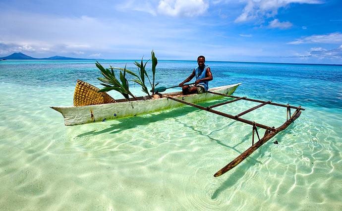 Papua New Guinea Ukulele Cruise