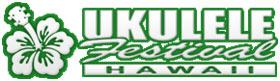 Ukulele Festival Hawaii Logo