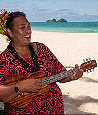 Ukulele Cruise Hawaii
